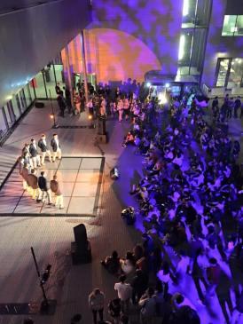 Logan Center O-Party